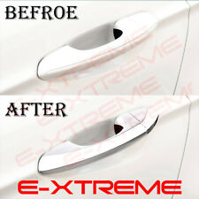 2013 2014 2015 2016 Ford Fusion Chrome Door Handles COVER W/SMARTKEY W/O Keyhole