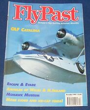 FLYPAST MAGAZINE DECEMBER 1995 - CAF CATALINA/MOHAWK MUSEUM/ESCAPE & EVADE