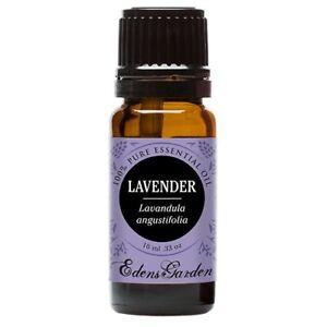 Lavender Essential Oil Edens Garden 100% Pure Therapeutic Grade