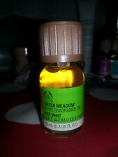 NEW The Body Shop GREEN MEADOW Home Fragrance Oil 0.3oz