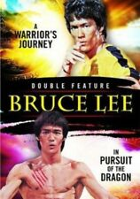 Bruce Lee Double Feature a Warrior's Journey/in Pursuit of The Dragon Region 1