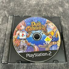 Dark Chronicle PS2 PlayStation 2 PAL Game Disc Only Action RPG Rare