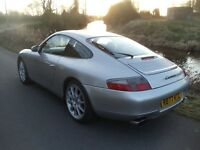Porsche 911 Carrera Coupe 6 Speed manual. Sunroof Delete. Limited Slip Diff WOW!