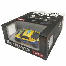 Kyosho Mini-Z RWD Audi R8 LMS Phoenix Racing NBR 2010 RTR RC Cars Kit #32329BT