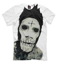 Wes Borland t-shirt - Limp Bizkit print clothes tee microfiber