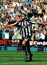 Andy CARROLL Signed Autograph 16x12 Newcastle United Magpies Photo AFTAL COA