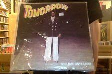 William Onyeabor Tomorrow LP new vinyl reissue
