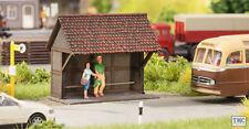 N14689 Noch N Scale Laser Cut Mini Bus Shelter