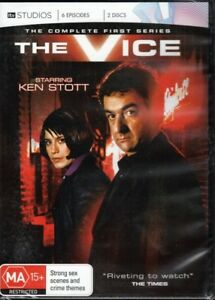 THE VICE 1st First Series 1 One (2 x DVD Set) Ken Stott NEW & SEALED Free Post