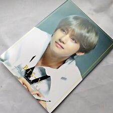 BTS V Photobook Bangtan boys TaeHyung Signed 5th Album Magazine Summer Package V