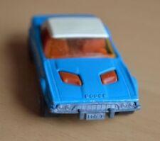 Coches, camiones y furgonetas de automodelismo y aeromodelismo Matchbox 1-75 color principal azul