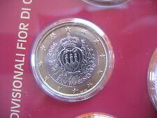 SAN MARINO 1 Euro 2006 aus dem KMS
