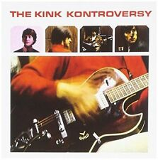 The Kink Kontroversy Kinks 2004 Sanctuary CD RARE Mini LP 1965 Album 4 Bonus