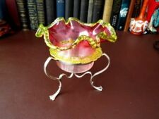 Antique Original Uranium Glass Art Glassware