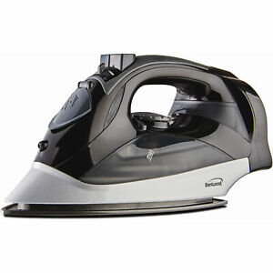 Brentwood [mpi-59w] Steam Iron With Retractable Cord [white] - 1200 W - White