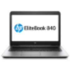 HP EliteBook 840 G3 I7-6600u 14.0 FHD AG LED SVA Uma Webcam 8gb DD
