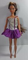 Vintage Barbie Doll Clothing Dress Mattel Converts Into Bag 1989 All Star Midge
