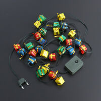 Gift Box Light Strings Fairy Lamp Strings Party Christmas Decor Holiday Lighting