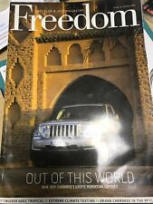 2008 Chrysler & Jeep Magazine.  Issue 30