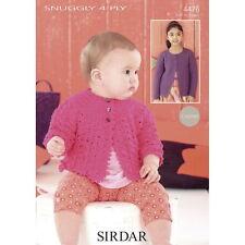 Sirdar Children's Clothing Crocheting & Knitting Patterns