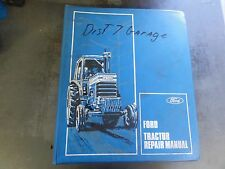 Ford 2600 3600 4100 4600 5600 6600 6700 7600 7700 Service Manual
