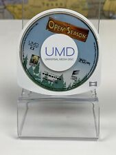 SHIPS SAME DAY Open Season (UMD) Sony PSP Movie DISK Video ONLY Tested