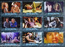 Bates Motel Season 1 Making Norman Complete Chase Set Insert M1-M9 Trading Card