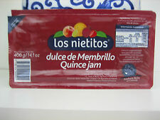 LOS NIETITOS DULCE DE MEMBRILLO QUINCE JAM 400 g