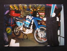Photo Suzuki DR 800S Big 1991 blue