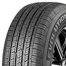 4 New 225/60R17 Inch Cooper Evolution Tour TR Tires 225/60R17 60R17