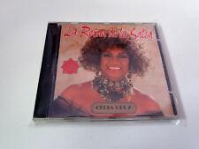 """CELIA CRUZ """"LA REINA DE LA SALSA"""" CD 16 TRACKS"""