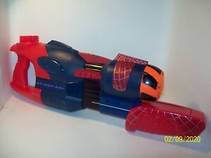 Spider-Man SUPER SOAKER Helix 3 Max Infusion Water Blaster HASBRO 2003