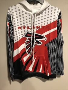 Atlanta Falcons Football Hoodie Sweatshirt Non Branded Sz S/M - New With Out Tag