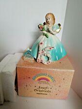 Josef Originals Birthday Girl Angel 16 By Applause In Box Sweet Sixteen