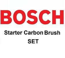 FAUN KHD MAN MERCEDES MWM BOSCH Starter Carbon Brush SET 2007014046