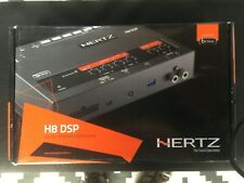 Hertz H8 DSP Digital Interface Processor - ohne Zubehör !