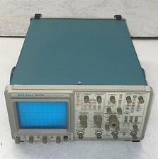 Tektronix 2445a 150mhz 4 Channel Oscilloscope B016376