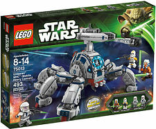 LEGO Star Wars 75013 Umbaran Mobile Heavy Cannon MHC - Brand New Sealed, Retired