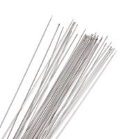 5 Bags Steel Beading Needles 4.7 Inch Sewing Leather Darning Needle Tools 0.45mm