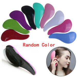 1/2pcs Anti-Static Detangling Hairbrush Hair Women Scalp Massage Comb Brush Tool