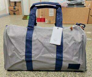 Men's Herschel Supply Co. Novel Duffle Bag - Grey/Peacoat Bandana, 42.5L