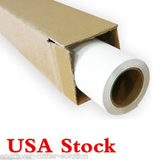 "USA!!! 24"" x5 Yard Roll T-shirt Printable Fabric Heat Transfer Vinyl Film -White"