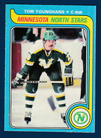 TOM YOUNGHANS 79-80 O-PEE-CHEE 1979-80 NO 177 EXMINT +