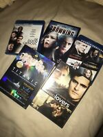 Varieties Of Good Feel Romance Action Thriller LOT Of 5 New & Sealed DVD BluRay