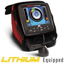 """NEW Marcum LX-7L Digital Sonar 8"""" LCD Dual Beam W/LiFePO4 12V10Ah Battery LX-7L"""