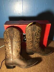 Justin Classic Boots Size 10