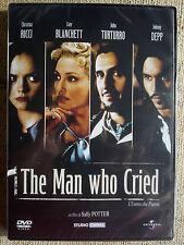 The Man who Cried - L'uomo che pianse  - DVD  NUOVO SIGILLATO