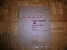 Original ETL Perkins-Motor 4.270
