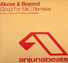 "Above & Beyond  ""Good For Me"" *anj077r / Thomas Datt's Bootleg+Darren Tate Remix"