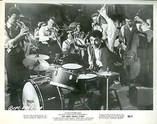 SAL MINEO PLAYS DRUMS GENE KRUPA STORY ORIGINAL 1960 COLUMBIA MOVIE PHOTO